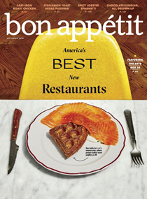 Bon Appétit Magazine, September 2018: The Restaurant Issue
