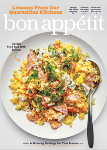 Bon Appétit Magazine, September 2020
