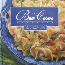 Busy Cooks Cookbook