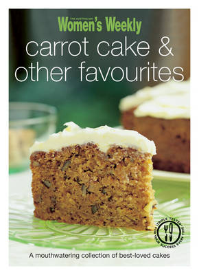 Carrot Cake & Other Favourites