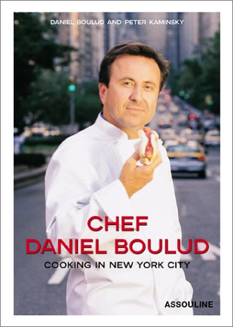 Daniel Boulud cookbook