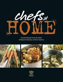 Chefs at Home: Favorite Recipes from the Chefs of Relais & Chateaux North America