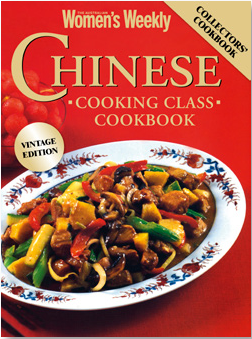 Chinese Cooking Class Cookbook (Vintage Edition)