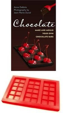 Chocolate - Make and Mould Your Own Chocolate Bars