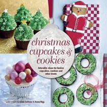 Christmas Cupcakes and Cookies