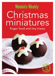 Christmas Miniatures: Finger Food and Tiny Treats