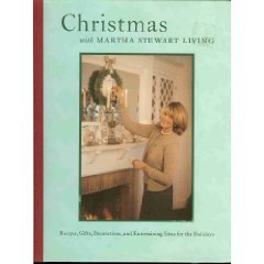 Christmas with Martha Stewart Living 1998