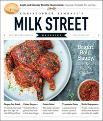 Christopher Kimball's Milk Street Magazine, Jul/Aug 2017