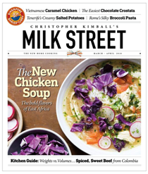Christopher Kimball's Milk Street Magazine, Mar/Apr 2018