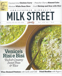 Christopher Kimball's Milk Street Magazine, May/Jun 2021