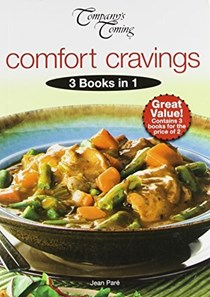 Comfort Cravings (3-in-1 Cookbook Collection)