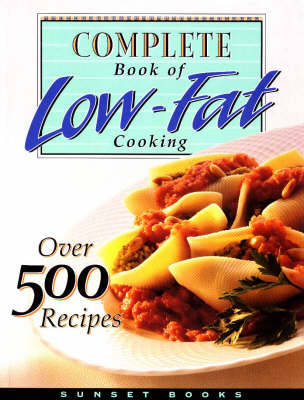 Complete Book Low Fat Cooking