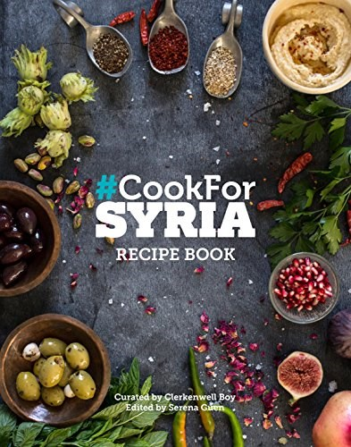 #Cook for Syria: The Recipe Book 2016