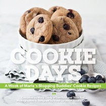 Cookie Days: A Week of Maria's Blogging Buddies' Cookie Recipes