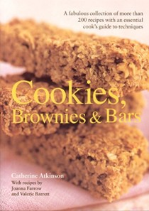 Cookies, Brownies and Bars