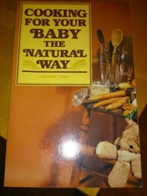 Cooking for Your Baby the Natural Way