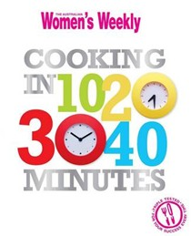 Cooking in 10,20,30,40 Minutes