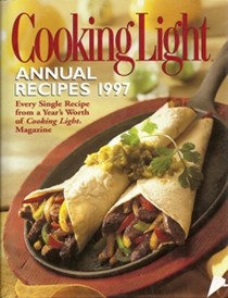 Cooking Light Annual Recipes 1997