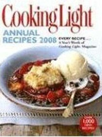 Cooking Light Annual Recipes 2008