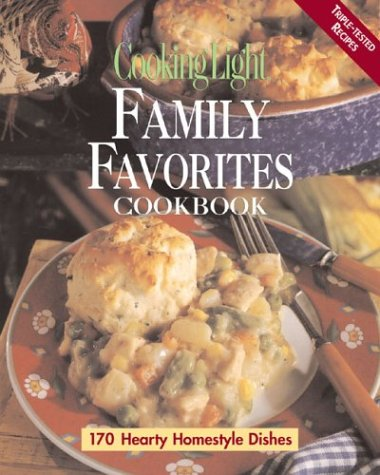 Cooking Light Family Favorites