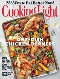 Cooking Light Magazine, Jan/Feb 2017