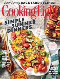 Cooking Light Magazine, July 2016