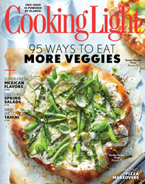 Cooking Light Magazine, May 2017
