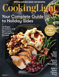 Cooking Light Magazine, November 2018: Double Issue