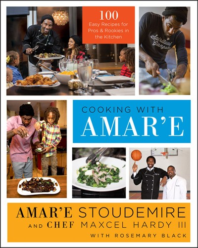 Cooking with Amare