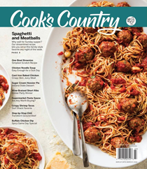 Cook's Country Magazine, Feb/Mar 2018
