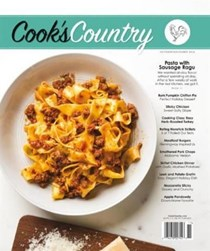 Cook's Country Magazine, Oct/Nov 2016