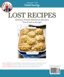 Cook's Country Magazine Special Issue: Lost Recipes (2010)