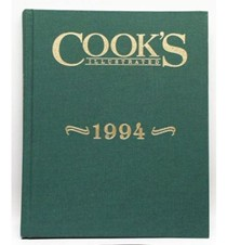 Cook's Illustrated Annual Edition 1994