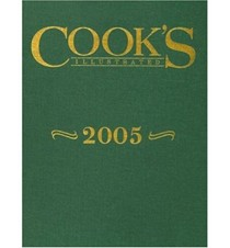 Cook's Illustrated Annual Edition 2005
