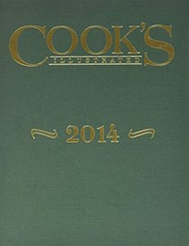 Cook's Illustrated Annual Edition 2014