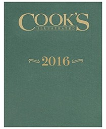 Cook's Illustrated Annual Edition 2016