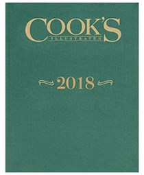Cook's Illustrated Annual Edition 2018