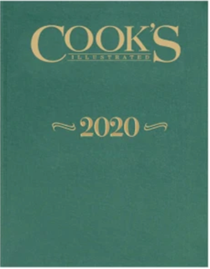 Cook's Illustrated Annual Edition 2020
