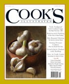 Cook's Illustrated Magazine, Jan/Feb 2013