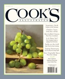 Cook's Illustrated Magazine, Jul/Aug 2016