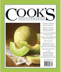 Cook's Illustrated Magazine, Mar/Apr 2012
