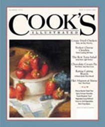 Cook's Illustrated Magazine, May/Jun 2001