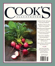 Cook's Illustrated Magazine, May/Jun 2015