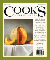 Cook's Illustrated Magazine, May/Jun 2017