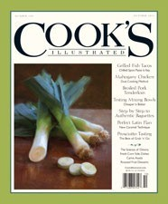 Cook's Illustrated Magazine, Sep/Oct 2014