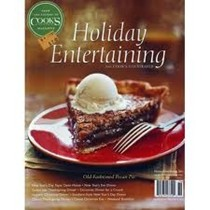 Cook's Illustrated Magazine Special Issue: Holiday Entertaining (2011)