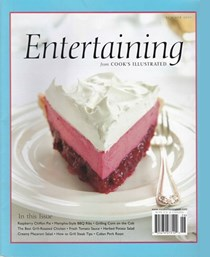 Cook's Illustrated Magazine Special Issue: Summer Entertaining (2009)