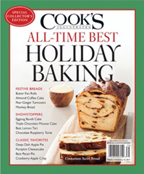 Cook's Illustrated Magazine Special Issue: All-Time Best Holiday Baking (2016): Special Collector's Edition