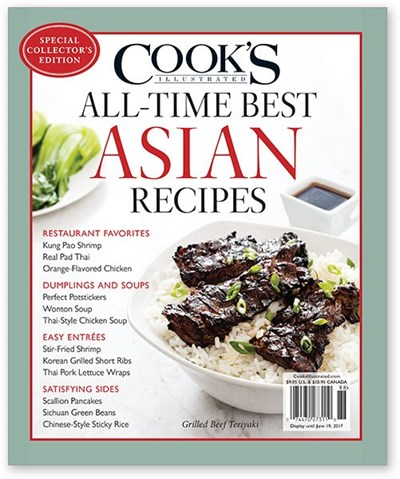 Cooks illustrated magazine special issue all time best asian cooks illustrated magazine special issue all time best asian recipes 2017 special collectors edition forumfinder Images