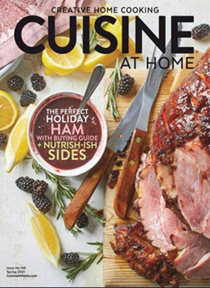Cuisine at Home Magazine, Spring 2021 (#146)